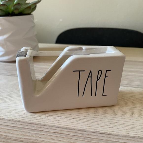 Rae Dunn Tape Dispenser!! NWOT